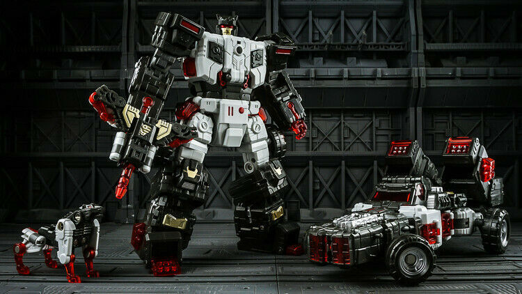 Primary image for Original TFC Toys Hades H-03 Cerberus Robot Racing Buggy Transfrom Action Figure