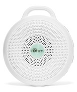 Marpac Rohm Portable White Noise Sound Machine, Electronic, White, 3.7 O... - $55.96