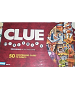Clue Mysteries Decoding Detective Game - 2005 - $29.50