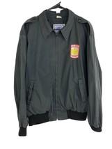 Vintage Us Army Jrotc Jacket Dscp Garrison Military Coat Black Rotc Usa - $37.95