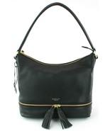 Radley Shoulder Bag Black Pickering Medium Handbag Leather - $324.40