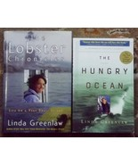 The Hungry Ocean and The Lobster Chronicles by Linda Greenlaw - $6.00