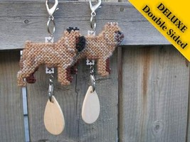Brussels Griffon Rough Deluxe crate tag, decor dog ornament art Pick your color - $20.00