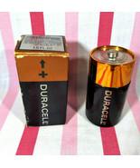Vintage 1970 Avon Duracell Battery Decanter Everest After Shave + Orig B... - $10.00