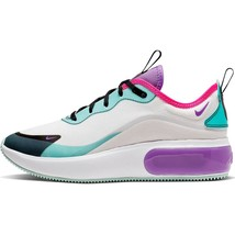 Nike Women's AIR MAX Dia Shoes, Platinum Tint/Bright Violet Pink, Size 8... - £80.60 GBP