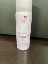 Pureology Professional Color Care Lock It Down Hairspray Travel size 2.1 oz - $12.59