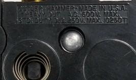 LOT OF 5 CUTLER-HAMMER 10250T CONTACT BLOCKS 600VAC, 250VDC image 2