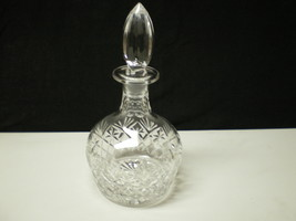ROYAL DOULTON KNIGHTSBRIDGE CRYSTAL DECANTER~~~~take a look - $79.95
