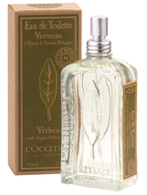 L'Occitane - Verbena Eau De Toilette Spray - 3.4oz / 100ml - New in Box - $59.90