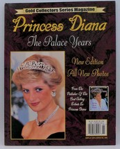 Princess Diana The Palace Years Collector Magazine - $9.89