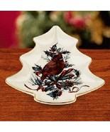 Lenox Winter Greetings Tree Candy Dish  - $43.00