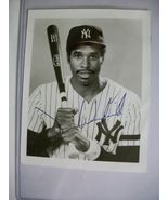 DAVE WINFIELD Autographed photo - $24.99