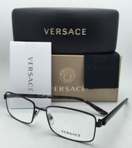 94b8a26591e1 New VERSACE Eyeglasses MOD.1212 1009 55-17 140 Black Frames with Versace.
