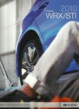 2010 Subaru IMPREZA WRX sales brochure catalog US 10 STI - $10.00