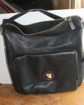 Kate Spade New York Black Pocket Hobo Handbag   - $68.84