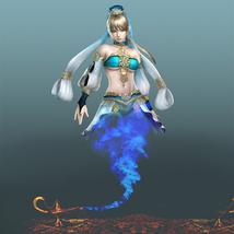 Harem Genie Princess Manifests Your Wildest Fantasies! Sexy Marid Spirit! - $99.99