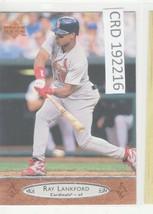 1996 Upper Deck St. Louis Cardinals Baseball Card #441 Ray Lankford 192216 - $1.86