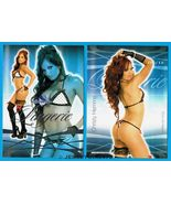 Christy Hemme 2008 Bench Warmer Signature Series Lingerie Card #10 WWE DIVA - $8.00