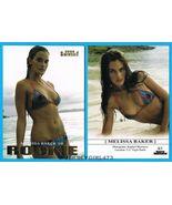 Melissa Baker 2008 Sports Illustrated SI Swimsuit Rookie Insert Card #R5 - $8.00