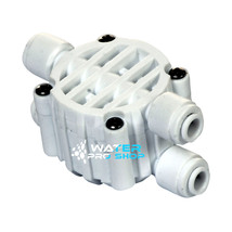 "REVERSE OSMOSIS RO SHUT OFF VALVE 1/4"" QUICK CO... - $6.79"