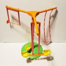 Rare Vintage 1971 Pose 'n Play Skipper Swing-a-Rounder Gym Mattel 1179 - $79.20