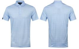 $98 Polo Golf Ralph Lauren Printed Luxe Jersey Glenplaid Blue/White, 2XL - $65.33