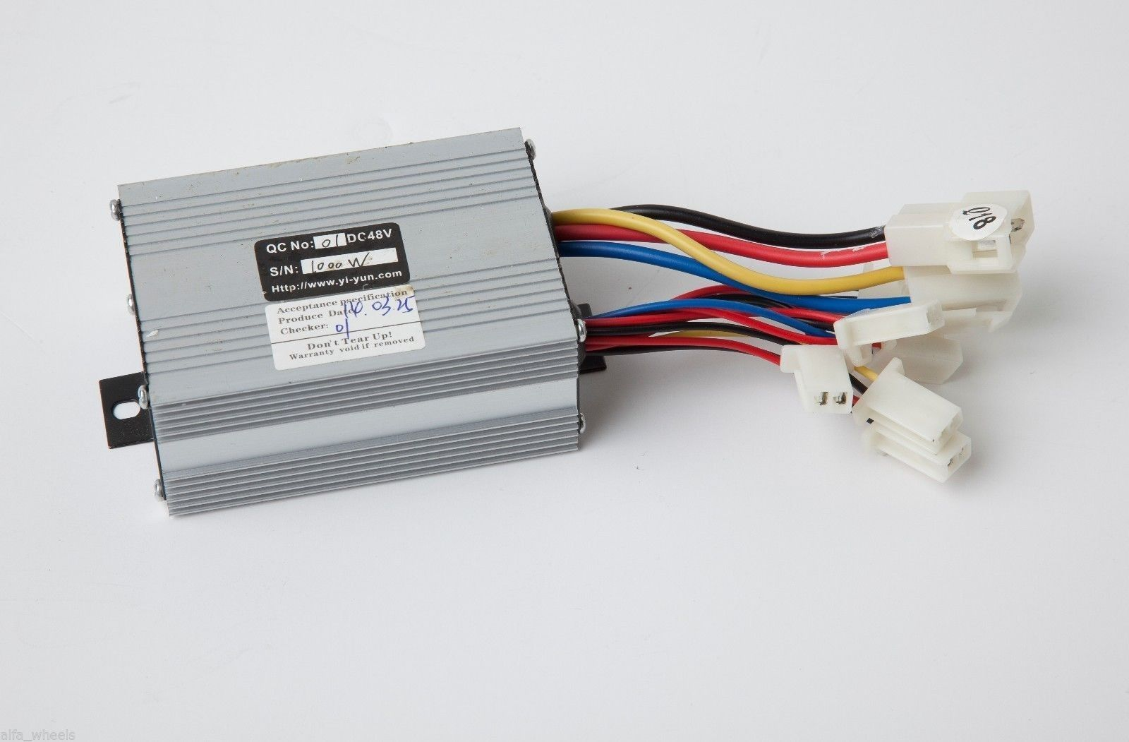 1000 watt 36v dc speed controller for scooter mini bike for 36v dc motor controller