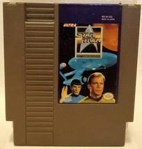 Star Trek: 25th Anniversary (Nintendo Entertainment System, 1992) - $13.61