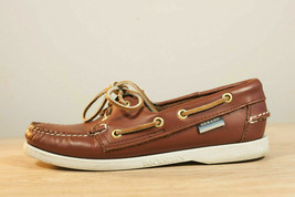 Sebago 6.5 Brown Boat Shoes Women's - $36.00