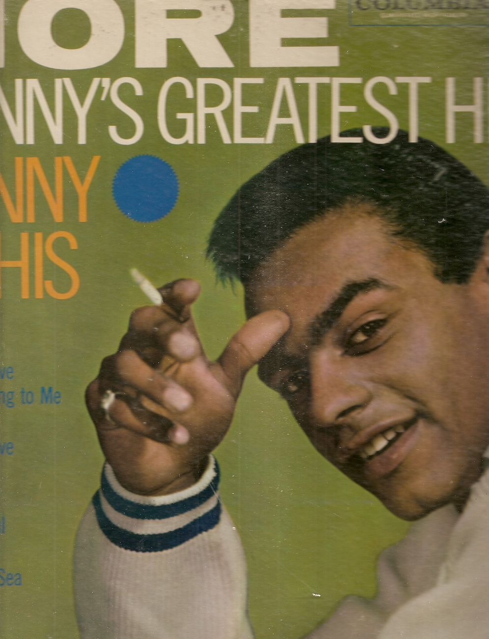 Primary image for LP--Johnny Mathis 	-	 More Johnny's Greatest Hits