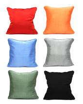 Natural Silk Pillow Case Cover Cushion Cover Sofa Couch Throw 16x16 &18x18 - €18,92 EUR+