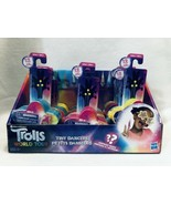Trolls World Tour Tiny Dancers Series 1 Blind Packs, Age 4+, Lot of 5, New - $9.83