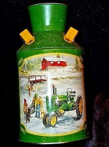 John Deere Miniature Milk Can   AA18-JD0025  2007 U.S.A. image 2