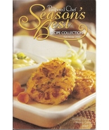 Pampered Chef Seasons Best Recipe Collection Cookbook Fall Winter 2005 - $2.50