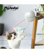 Toy 3 In 1 Usb Cat Laser Led Automatic Interactive Electric Pet Cat Toy ... - $37.32
