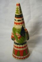 Vaillancourt Folk Art, Wizardly Candy Santa, Signed by Judi Vaillancourt image 3