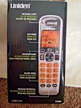 Uniden D1680 1.9 GHz Single Line Cordless Phone image 5