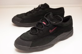 Nike Size 10.5 Black Suede Golf Shoes Men's - $56.00