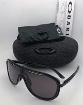 New Oakley Sunglasses Outpace OO4133-01 Black Ink-Black Frame w/ Warm Grey Lens - $149.95