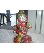 Cowtown CHRISTMAS CACTUS  by GANZ Ornament Figurine - $14.95