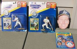 """THE BASH BROTHERS""~McGWIRE & CANSECO~KENNER ST... - $24.99"