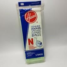 Hoover Vacuum Cleaner Bags Pack 5 N Portapower - $4.95