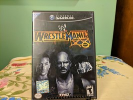 WWE WrestleMania X8 Player's Choice (Nintendo GameCube, 2004) Good Condi... - $11.87