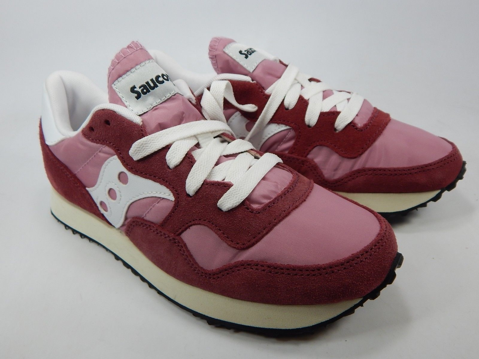 Saucony DXN Trainer Vintage SMU Original S60369-22 Women's Shoes Size 7 M EU 38
