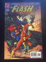 Flash (1987 2nd Series) #209 VF Very Fine DC Comics - $12.87
