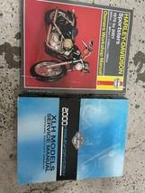 2000 Harley Davidson Sportster XLH Service Atelier Réparation Manuel Set... - $138.55