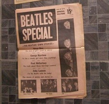 The Beatles Special 90488 National Insider Special Edition 1960s - $19.99