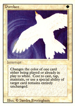 Magic: The Gathering 3rd Edition - Purelace - $0.25