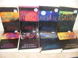 LEFT BEHIND series, books 1-8 (Left Behind, Tribulation Force, Nicolae, ... - $94.00