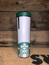 Starbucks 2013/2014 Mermaid Siren White Travel Tumbler - $14.36